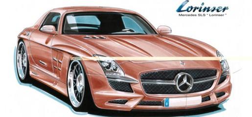 Lorinser-SLS-AMG-Schets2