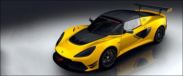 Officieel: Lotus Exige Race 380 (2017)