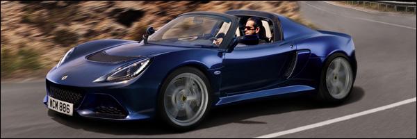 Lotus Exige S Roadster 2013