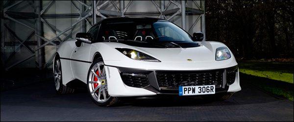 Lotus eert Esprit S1 met unieke Evora Sport 410