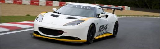 Lotus Evora Type 124 Endurance Racer