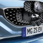 Zuiver elektrische MG ZS EV komt naar Belgie