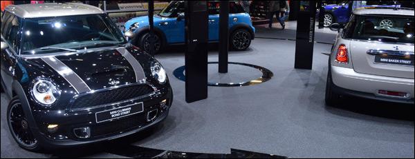Autosalon Frankfurt 2013 MINI