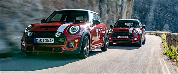 Officieel: MINI Paddy Hopkirk Edition (2020)