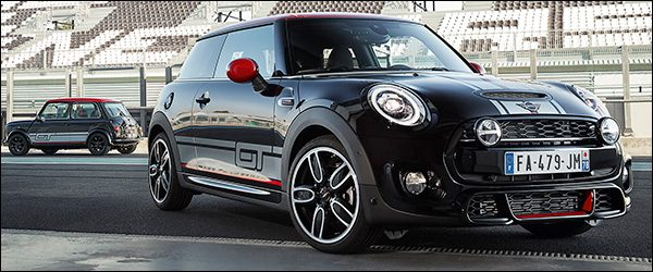 Officieel: MINI Cooper S GT Limited Edition (2018)