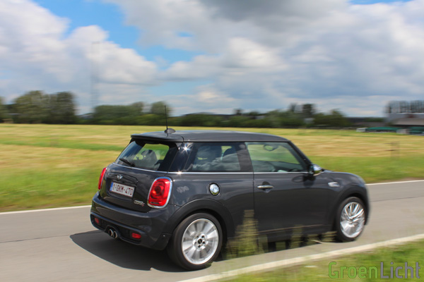 MINI Cooper S MY2014 - Rijtest - New Original - 04