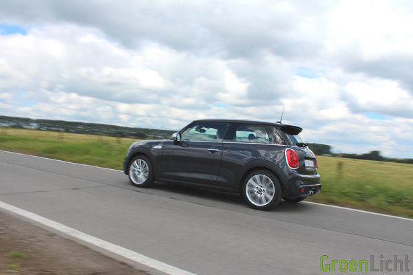 MINI Cooper S MY2014 - Rijtest - New Original - 06