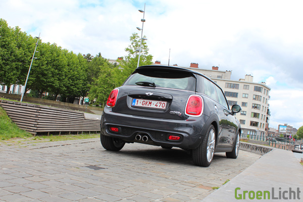 MINI Cooper S MY2014 - Rijtest - New Original - 17