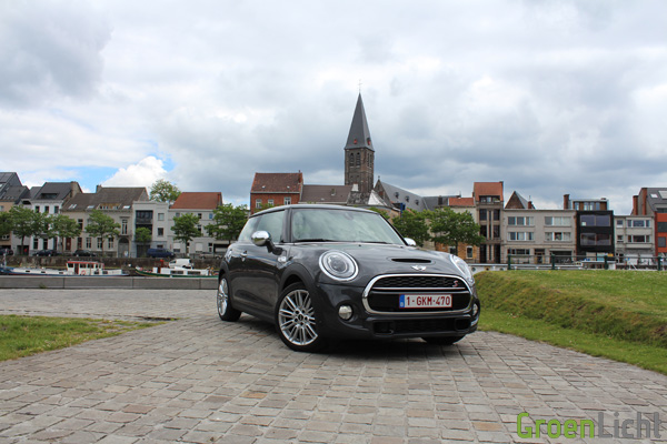 MINI Cooper S MY2014 - Rijtest - New Original - 19