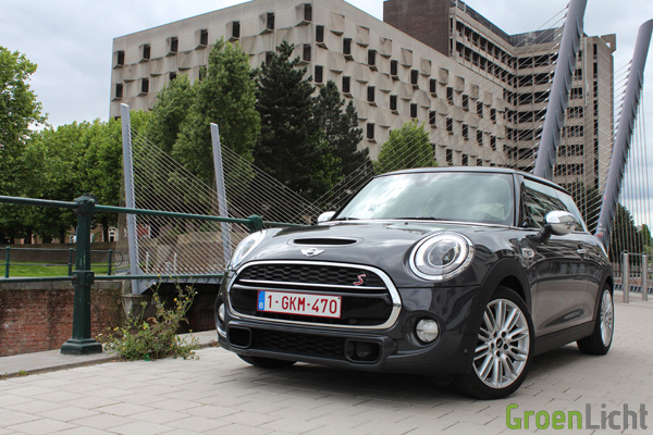 MINI Cooper S MY2014 - Rijtest - New Original - 29