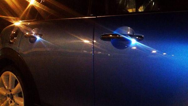 MINI Cooper S vijfdeurs MY2014 doors