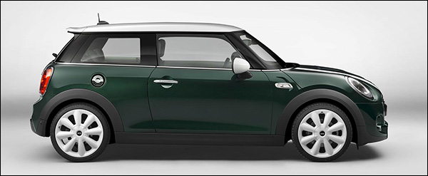 Officieel Mini Cooper Sd Amp One First Groenlicht Be