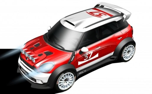 MINI Countryman WRC 1