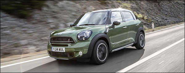 Officieel: MINI Countryman facelift