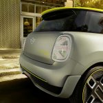 Officieel: MINI Electric Concept (2017)