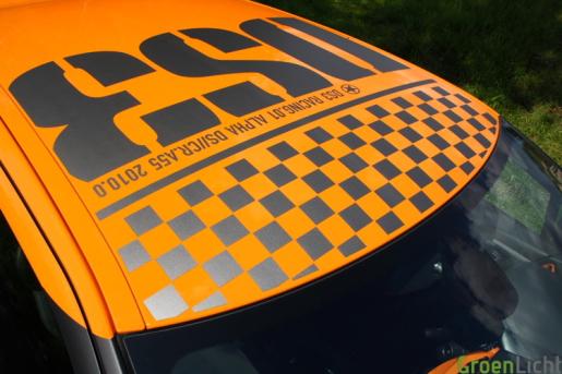 MINI JCW vs Citroen DS3 Racing