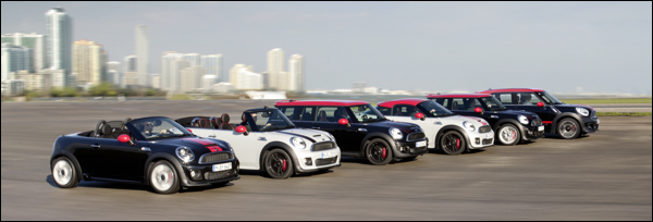 MINI John Cooper Works 2012 Update