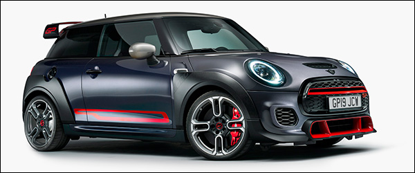 Officieel: MINI John Cooper Works GP (2020)