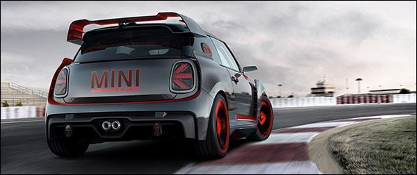 Officieel: MINI John Cooper Works GP Concept (2017)