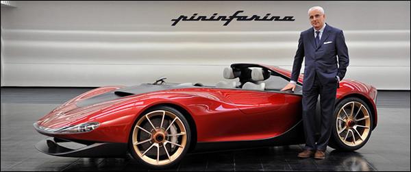 Koopt Ssangyong binnenkort Pininfarina?