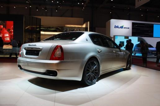 Masarati Quattroporte GT S Awards Edition
