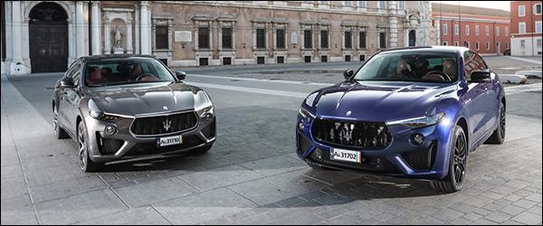 Autosalon Brussel 2020: Maserati line-up