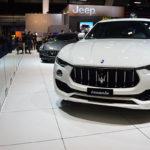 Autosalon Brussel 2017 live: Maserati (Paleis 5)