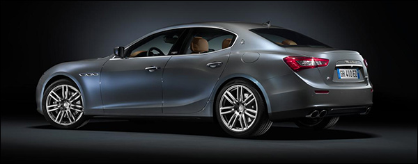 Officieel: Maserati Ghibli Ermenegildo Zegna Edition