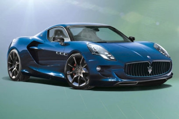 Maserati GranSport 2015