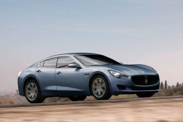 Preview Maserati Levante