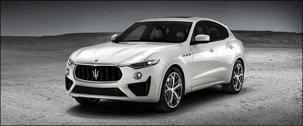 Officieel: Maserati Levante GTS SUV (2018)