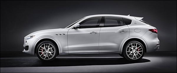 Officieel: Maserati Levante SUV