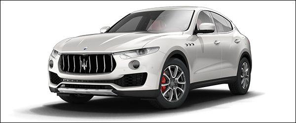 Maserati Levante SUV krijgt V6 benzine instapper