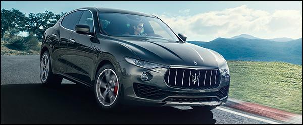 Belgische Prijs Maserati Levante Vanaf 73 200