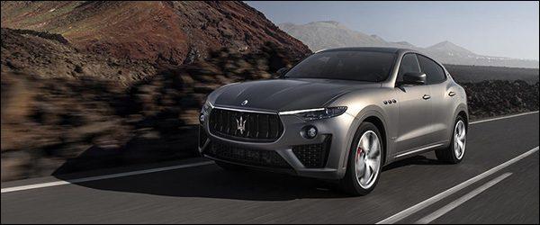 Officieel: Maserati Levante Vulcano (2019)