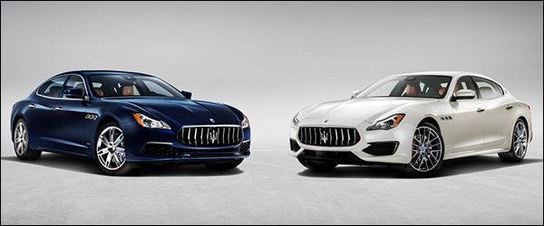 Officieel: Maserati Quattroporte facelift (2016)