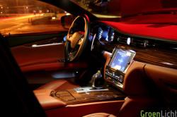 Maserati Quattroporte test 2014 V8 GTS (3)