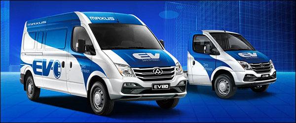 Elektrisch automerk Maxus maakt Belgische intrede - Alcomotive Groep