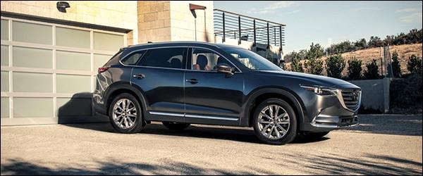 Officieel: Mazda CX-9 SUV