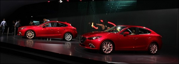 Mazda - Frankfurt 2013
