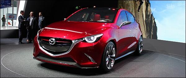 Mazda Hazumi Concept - Geneve 2014 - Header