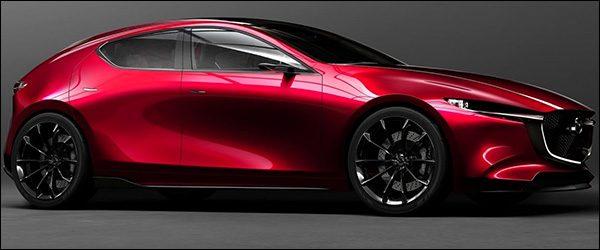 Officieel: Mazda Kai Concept (2017)