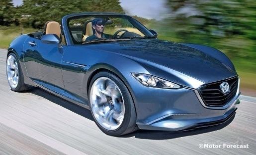 Mazda MX-5 2012 Preview
