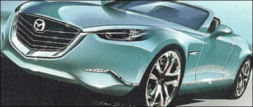 Mazda MX-5 2012 Preview header
