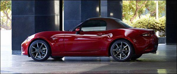 Officieel: Mazda MX-5 facelift (2018)