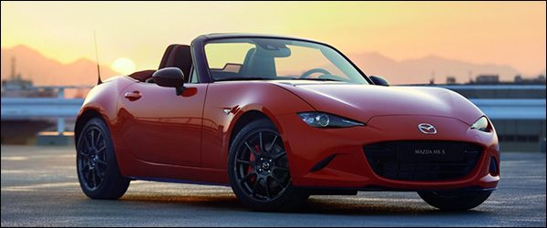 Officieel: Mazda MX-5 30th Anniversary Edition (2019)