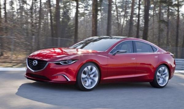 Mazda SkyActiv Takeri Concept