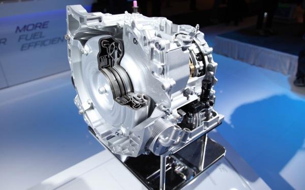 Mazda SkyActiv Transmission