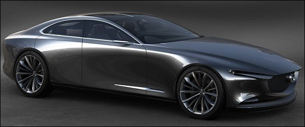 Officieel: Mazda Vision Coupe Concept (2017)