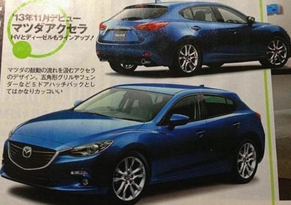 Mazda3 2014 2
